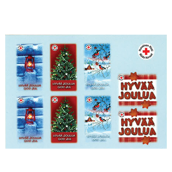 Tarra-arkki Hyvää Joulua
