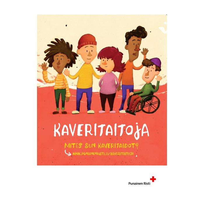 Kaveritaitoja-juliste A4