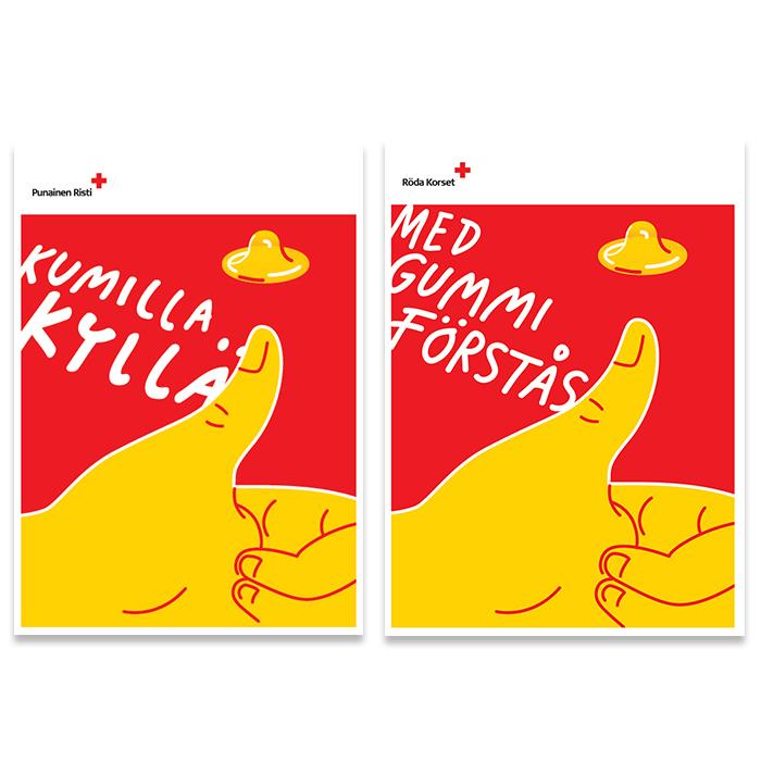 Kumikoulu-juliste