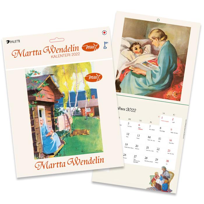 Wendelin-vuosikalenteri 2022