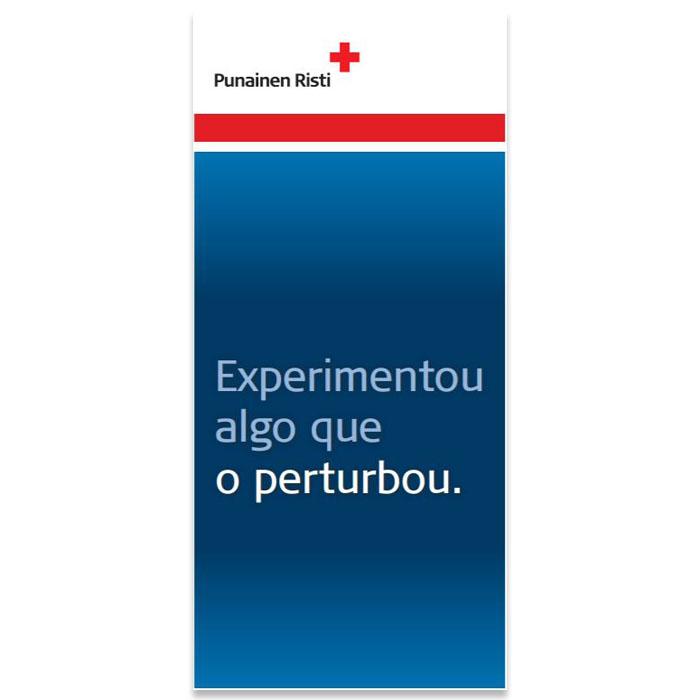 Ladattava henkisen tuen esite, portugali
