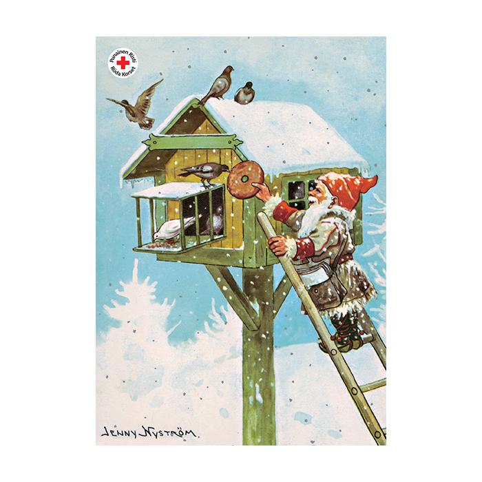 Joulupostikortti 1