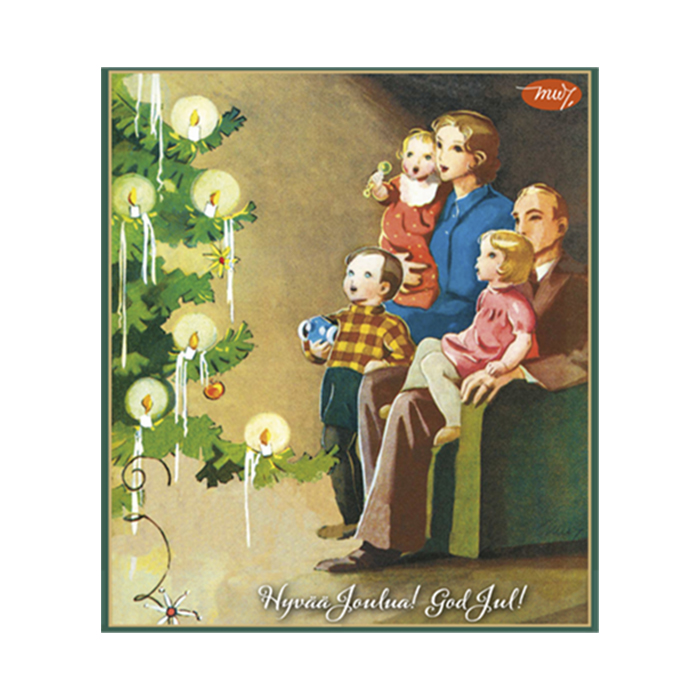 Joulukalenteri Martta Wendelin