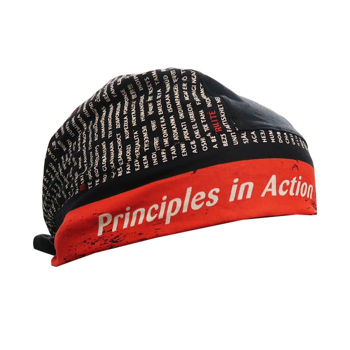 Huvudscarf Principles in Action