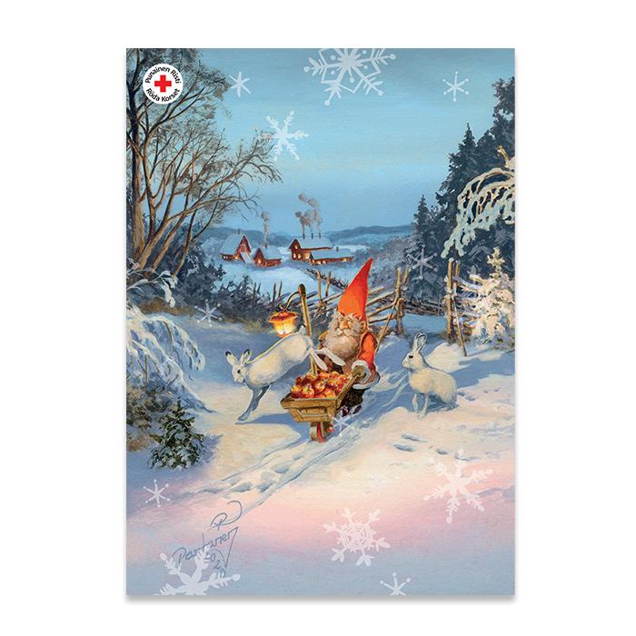 Julpostkort 3