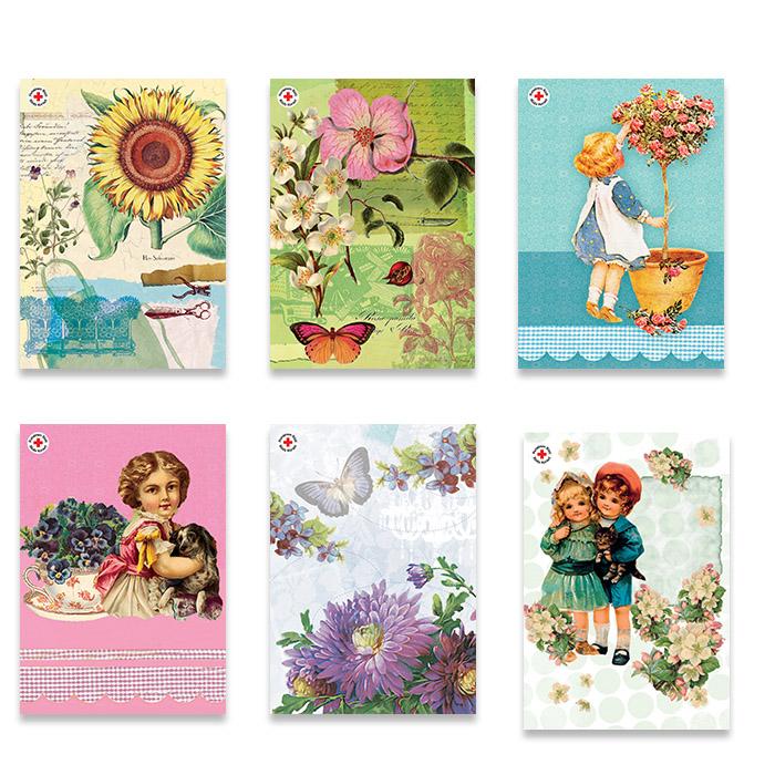 Postkortförpackning 9