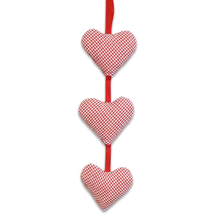 Hängande dekoration Hjärtan