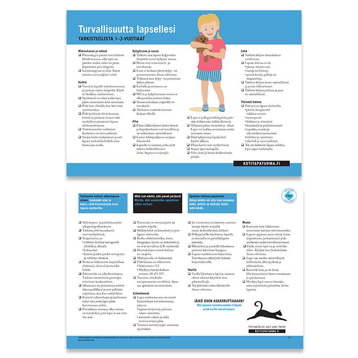 Checklista 1-3 åringar