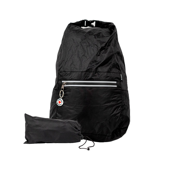 Hopfällbar ryggsäck, vattentätt